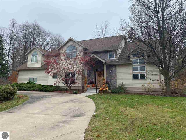 1105 Wendrow Way, Mt Pleasant, MI 48858 (MLS #1881887) :: Boerma Realty, LLC
