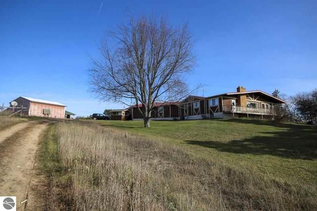 6558 W Remus Road, Mt Pleasant, MI 48858 (MLS #1882075) :: Boerma Realty, LLC