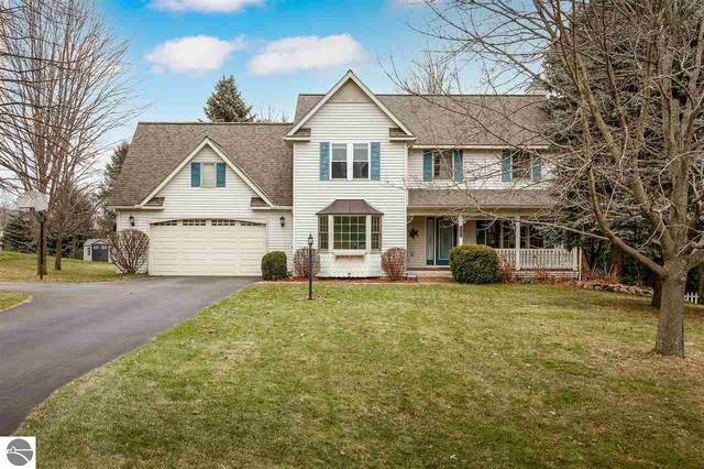 3154 Silver Farms Lane, Traverse City, MI 49684 (MLS #1882242) :: Team Dakoske | RE/MAX Bayshore