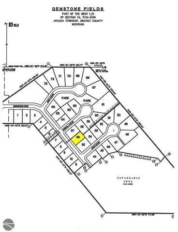 254 Gemstone Drive, Alma, MI 48801 (MLS #1883077) :: CENTURY 21 Northland
