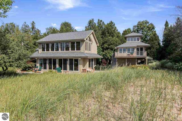 9071 N Onominese Trail, Northport, MI 49670 (MLS #1883105) :: Michigan LifeStyle Homes Group