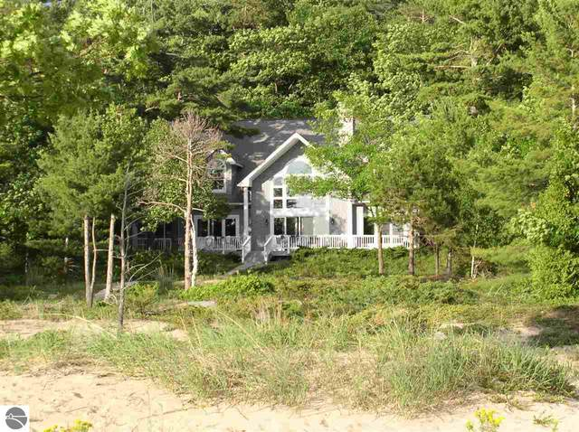 2715 Bay Harbor Club Lane, Kewadin, MI 49648 (MLS #1883230) :: Michigan LifeStyle Homes Group