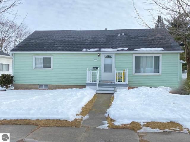 315 S East Street, St Louis, MI 48880 (MLS #1883257) :: Michigan LifeStyle Homes Group