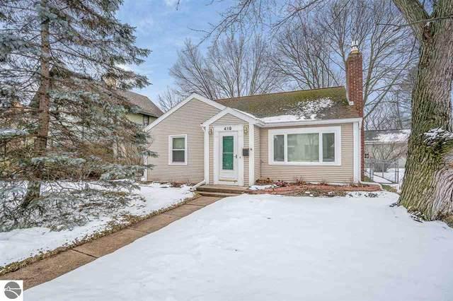 419 S University Avenue, Mt Pleasant, MI 48858 (MLS #1883409) :: Michigan LifeStyle Homes Group