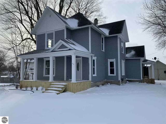 115 N 2nd Street, Carson City, MI 48811 (MLS #1883633) :: CENTURY 21 Northland