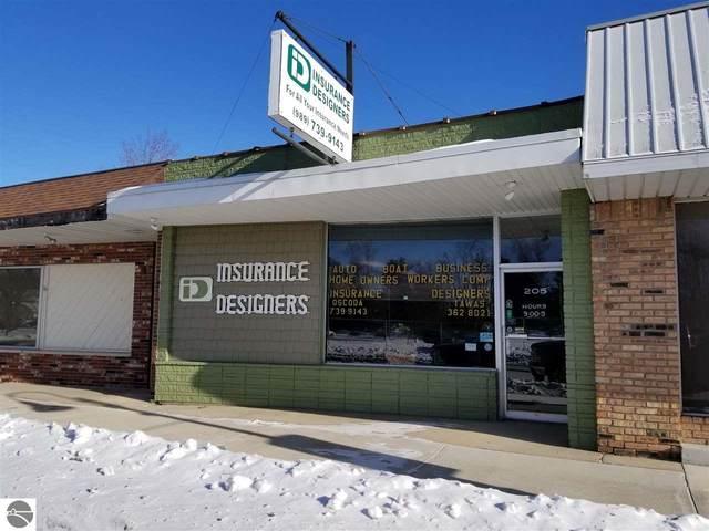 205 S State Street, Oscoda, MI 48750 (MLS #1883648) :: Boerma Realty, LLC