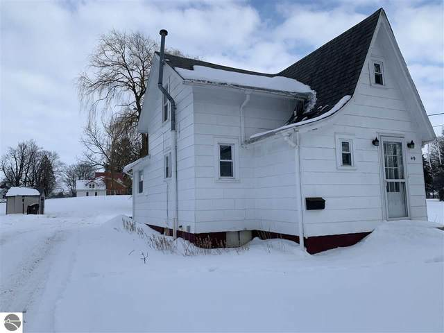 419 S Main, Ithaca, MI 48847 (MLS #1884337) :: Boerma Realty, LLC