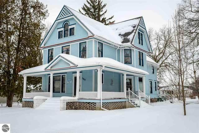 124 E Wright Avenue, Shepherd, MI 48883 (MLS #1884458) :: Boerma Realty, LLC
