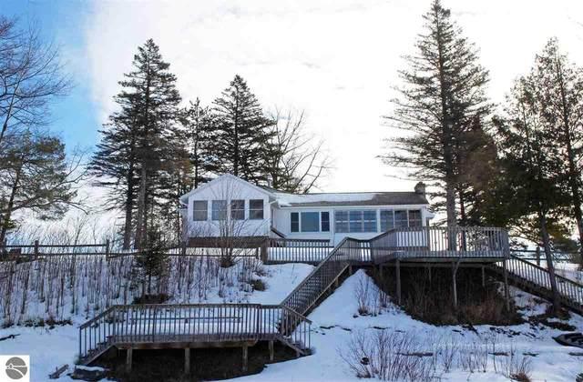 2800 North Lake Road, Glennie, MI 48737 (MLS #1884459) :: Boerma Realty, LLC