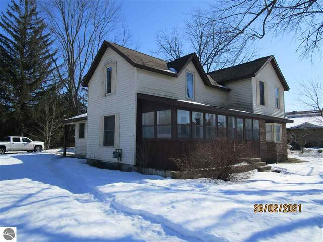 124 N Fancher Avenue, Mt Pleasant, MI 48858 (MLS #1884687) :: Team Dakoske | RE/MAX Bayshore