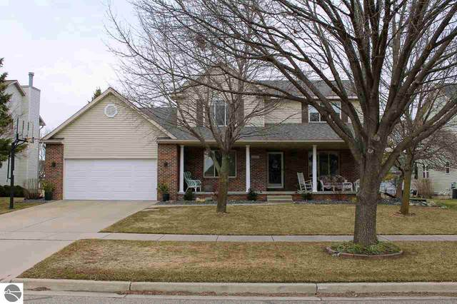 1517 Eastpointe Drive, Mt Pleasant, MI 48858 (MLS #1884841) :: Brick & Corbett