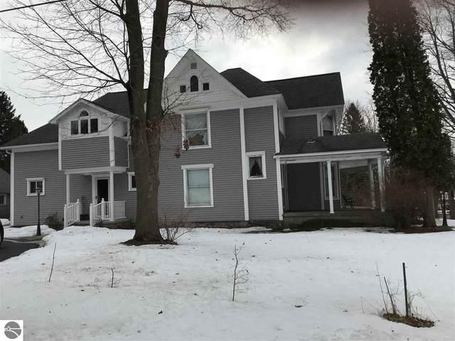 216 N Carland Street, Marion, MI 49665 (MLS #1884843) :: Brick & Corbett
