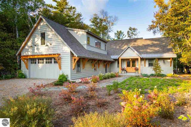 384 S Mill Street, Leland, MI 49654 (MLS #1884971) :: Michigan LifeStyle Homes Group