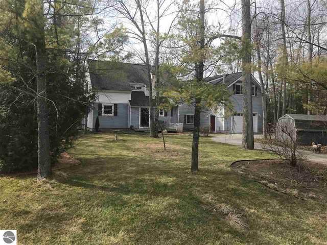 6642 E Harbor Drive, Elk Rapids, MI 49629 (MLS #1885512) :: Michigan LifeStyle Homes Group