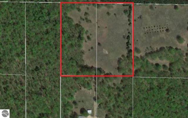 10 Acres Trail's North Road, Beulah, MI 49617 (MLS #1885595) :: Michigan LifeStyle Homes Group