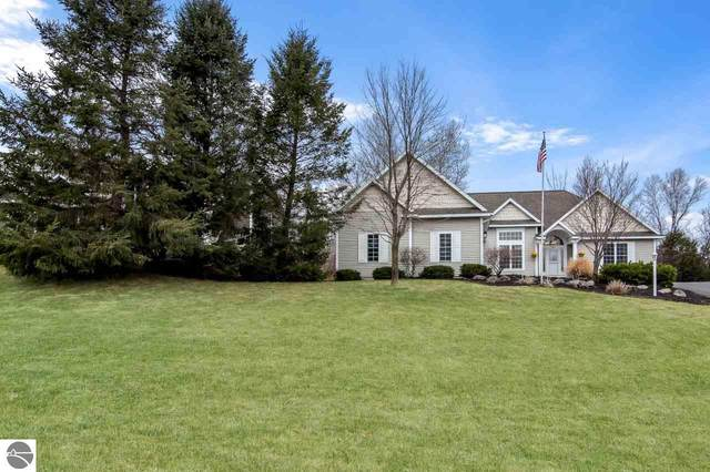 4381 Stone Ridge Drive, Traverse City, MI 49684 (MLS #1885631) :: Boerma Realty, LLC