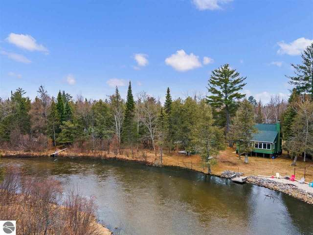 12079 SE Cold River Drive, Fife Lake, MI 49738 (MLS #1885638) :: Boerma Realty, LLC