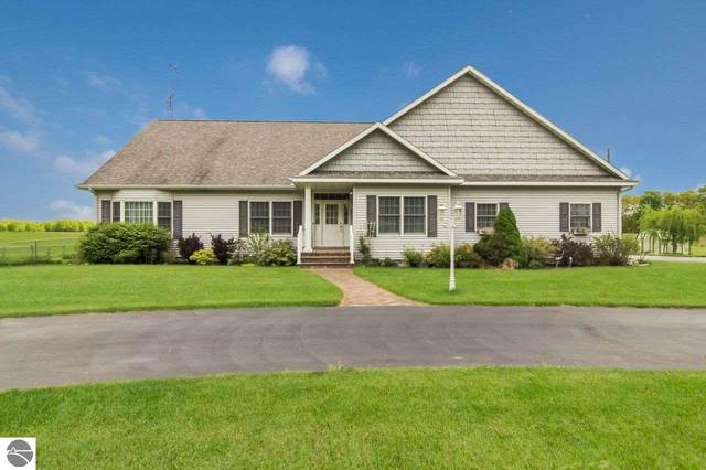 5493 S Thompsonville Highway, Thompsonville, MI 49683 (MLS #1885828) :: Michigan LifeStyle Homes Group