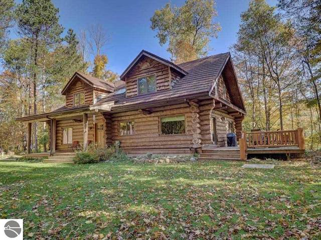 18871 Moore Road, Thompsonville, MI 49683 (MLS #1885899) :: Michigan LifeStyle Homes Group