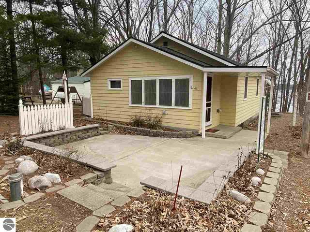 421 Howard Street Alley, Fife Lake, MI 49633 (MLS #1885920) :: Boerma Realty, LLC