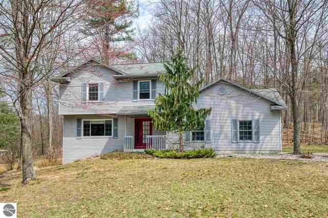 5058 Lackey Road, Williamsburg, MI 49690 (MLS #1885926) :: Michigan LifeStyle Homes Group