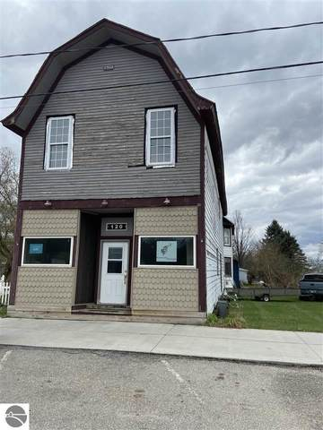 120 E Wexford Avenue, Buckley, MI 49620 (MLS #1886064) :: Michigan LifeStyle Homes Group