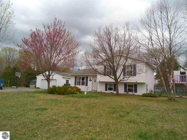 5684 Vance Road, Grawn, MI 49637 (MLS #1886068) :: Michigan LifeStyle Homes Group
