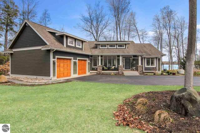 7109 S East Torch Lake Drive, Alden, MI 49612 (MLS #1886158) :: Brick & Corbett