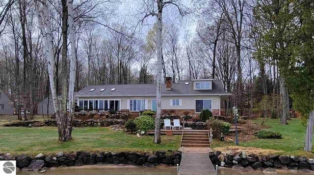 3133 NW Torch Lake Drive, Kewadin, MI 49648 (MLS #1886216) :: Michigan LifeStyle Homes Group