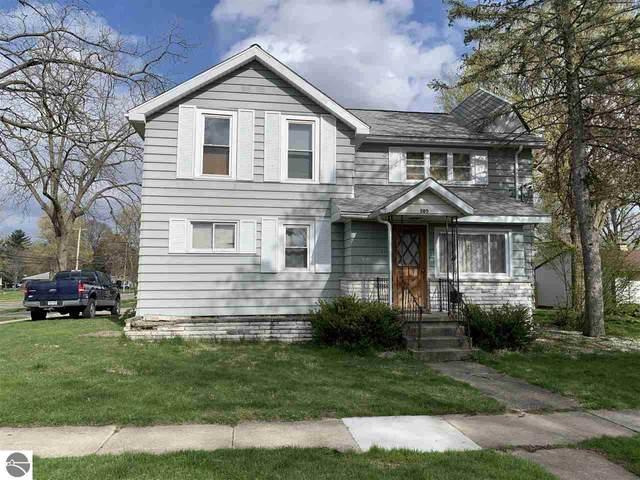 205 S Ithaca Street, Ithaca, MI 48847 (MLS #1886436) :: Brick & Corbett