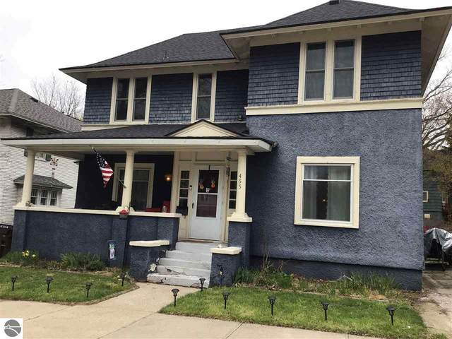 455 E Cass Street, Cadillac, MI 49601 (MLS #1886744) :: Brick & Corbett