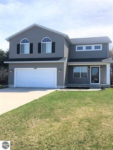 5260 Bridle Lane, Mt Pleasant, MI 48858 (MLS #1886754) :: Michigan LifeStyle Homes Group