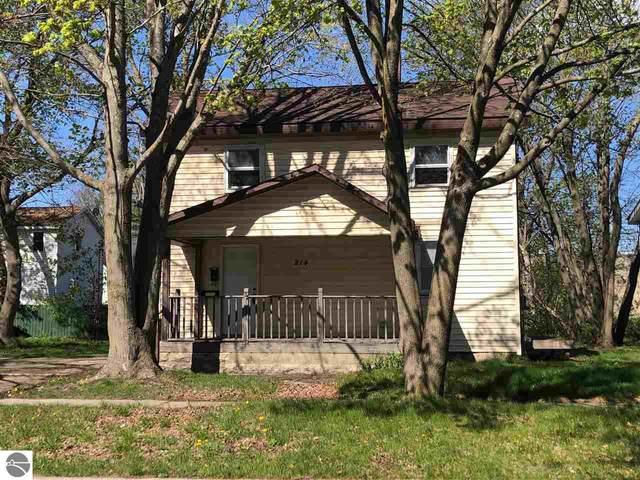 214 S Pine, Mt Pleasant, MI 48858 (MLS #1886772) :: Boerma Realty, LLC