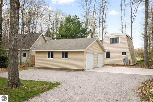 2380 E Sugar Maple Drive, Cedar, MI 49621 (MLS #1887262) :: Michigan LifeStyle Homes Group