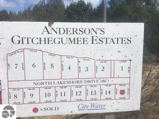 Lot 6 Lakeshore Drive, Buckley, MI 49620 (MLS #1887284) :: CENTURY 21 Northland