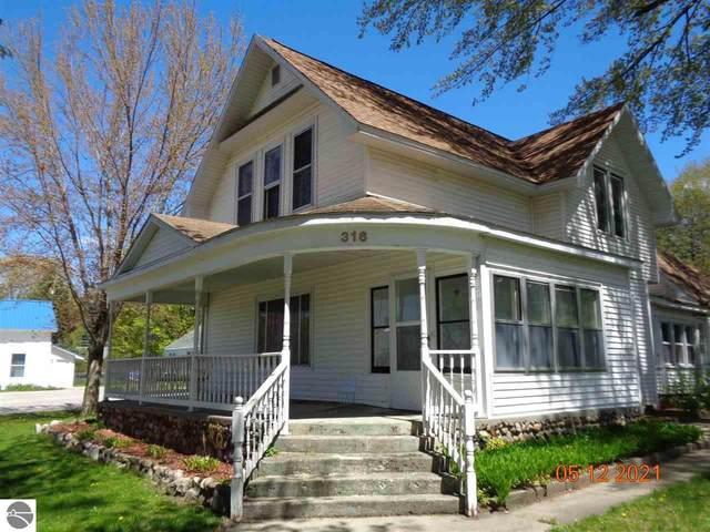 316 N Carland Road, Marion, MI 49665 (MLS #1887299) :: CENTURY 21 Northland