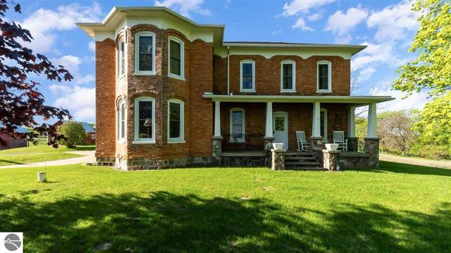 1564 W Blanchard Road, Mt Pleasant, MI 48858 (MLS #1887304) :: Boerma Realty, LLC