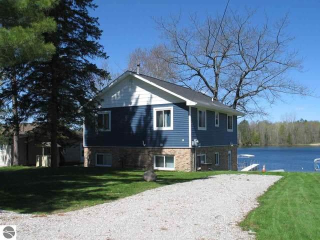 4837 Lakeside Boulevard, Hale, MI 48739 (MLS #1887313) :: Brick & Corbett