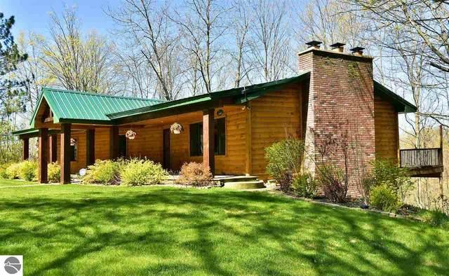 5471 NW Ridgeview, Rapid City, MI 49676 (MLS #1887317) :: Michigan LifeStyle Homes Group