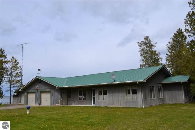 4100 N Lakeshore Drive, Alcona, MI 48721 (MLS #1887327) :: CENTURY 21 Northland