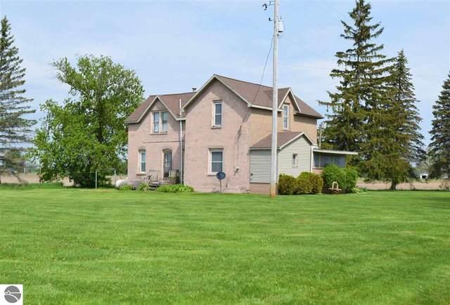 1821 N Summerton Road, Mt Pleasant, MI 48858 (MLS #1887582) :: Boerma Realty, LLC