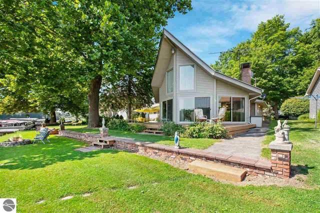 4763 Lakeside, Perrinton, MI 48871 (MLS #1887614) :: Boerma Realty, LLC