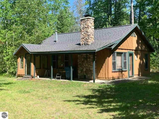 1391 N Roscommon Road, Houghton Lake, MI 48629 (MLS #1888402) :: Brick & Corbett