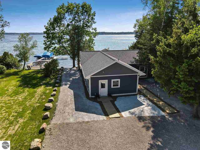 4103 Burch Terrace, Central Lake, MI 49622 (MLS #1888407) :: Brick & Corbett