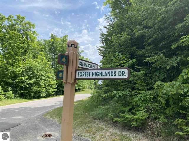 Lot 137 Forest Highlands, Bellaire, MI 49615 (MLS #1888417) :: Team Dakoske | RE/MAX Bayshore