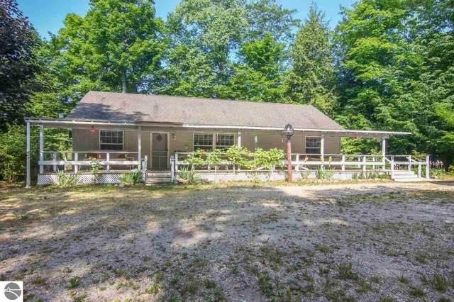 3033 S Schomberg Road, Cedar, MI 49621 (MLS #1888672) :: Brick & Corbett