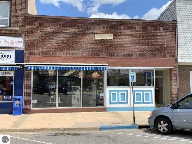 122 N Main Street, Evart, MI 49631 (MLS #1889044) :: Team Dakoske | RE/MAX Bayshore