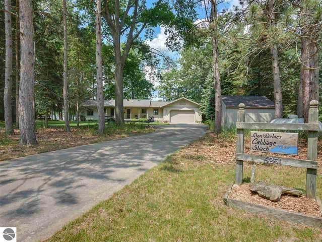 6251 N Big Pine Drive, Irons, MI 49644 (MLS #1889226) :: Brick & Corbett