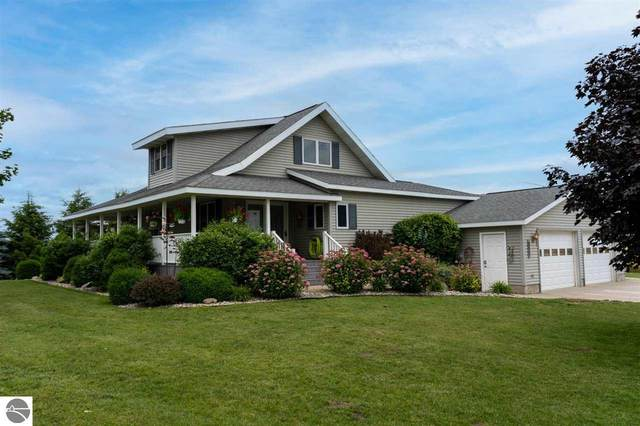 1240 N Vandecar Road, Mt Pleasant, MI 48858 (MLS #1889536) :: Boerma Realty, LLC