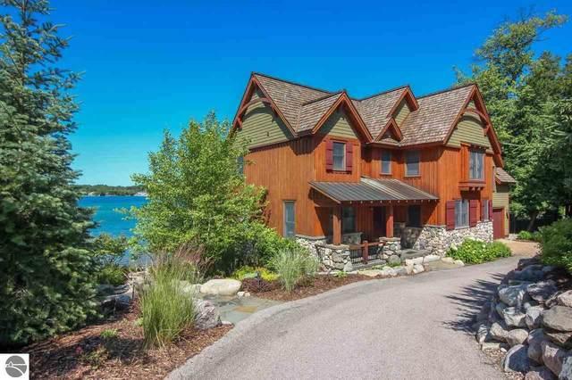 4777 NE Torch Lake Drive, Central Lake, MI 49622 (MLS #1890392) :: Brick & Corbett